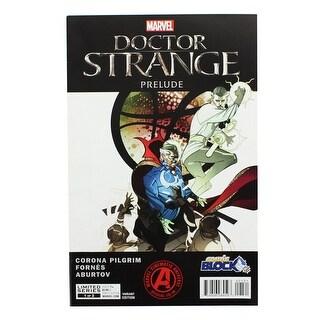 Marvel Comics Doctor Strange Prelude (Comic Block Exclusive Cover) - multi