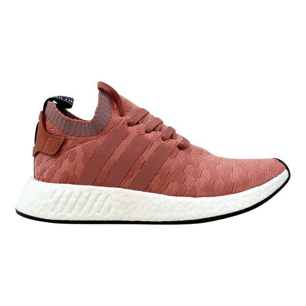 Shop Adidas Women S Nmd R2 Primeknit W Raw Pink Raw Pink Grey By8782 Overstock 27884050