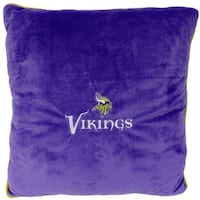 NFL Minnesota Vikings Pillow