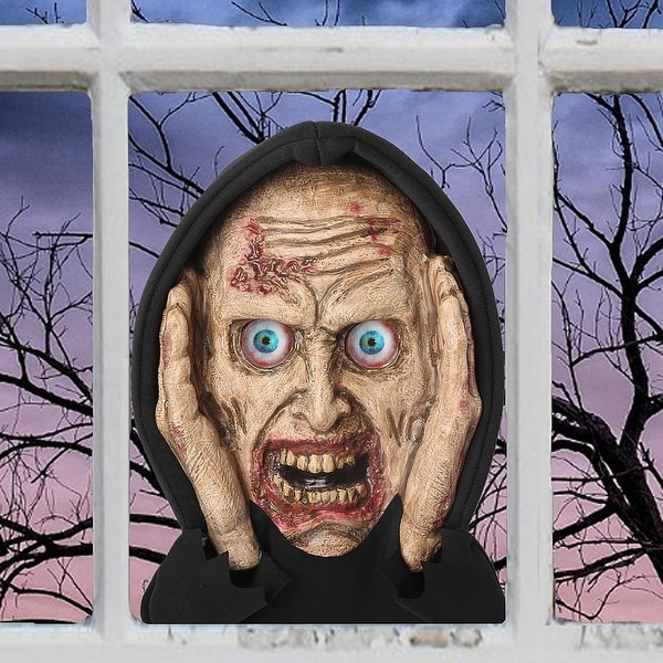Scary Peeper Lenticular Eyes Zombie Peeper Halloween Decoration