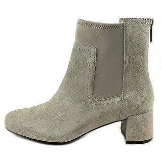 Taryn Rose Womens Louise Round Toe Mid-Calf Fashion Boots Fashion Boots