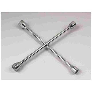 Custom Accessories 84441 Lug Wrench Metric, 14""