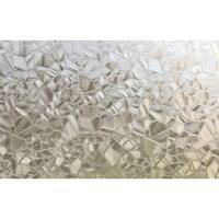 "Brewster 98857 17-7/10"" x 78-3/4"" - Mosaic Sidelight - Self-Adhesive Repositionable Vinyl Window Film - 9-11/16 SQ FT - n/a"