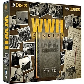 WWII Diaries: Complete [DVD]