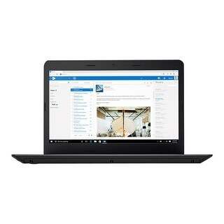Lenovo ThinkPad E470 - 14 Inch Notebook PC