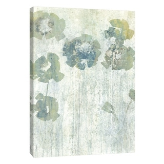 "PTM Images 9-105390  PTM Canvas Collection 10"" x 8"" - ""Wanda 2"" Giclee Flowers Art Print on Canvas"