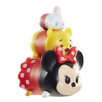Disney Tsum Tsum 3 Pack: White Rabbit, Pooh, Minnie - multi