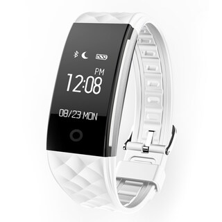 TechComm VX9 Water-resistant Fitness Tracker Dynamic Heart Rate Sensor