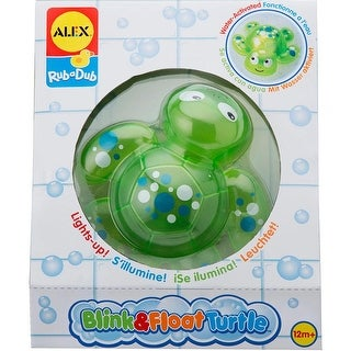 Bathtime Blink and Float Turtle Toy