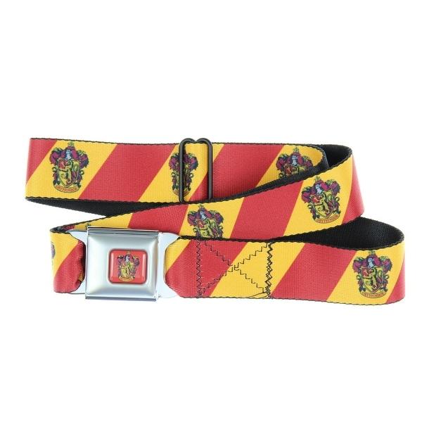 Harry Potter Gryffindor Cosplay Seat Belt Belt-Holds Pants Up