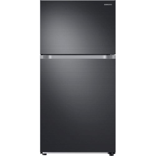 Captivating Samsung RT21M6215 33 Inch Wide 21.1 Cu. Ft. Energy Star Rated French Door  Refrigerator