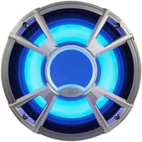 "Clarion Cmq2512Wl 10"" 4-Ohm Subwoofer 400W W/ Led Light"