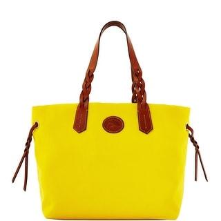 Dooney & Bourke Nylon Shopper (Introduced by Dooney & Bourke at $139 in Mar 2012) - Yellow