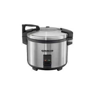 Proctor Silex - 37560R - 60 cup Electric Rice Cooker & Warmer