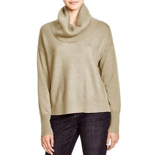 Eileen Fisher Womens Pullover Sweater Merino Wool Cowl Neck