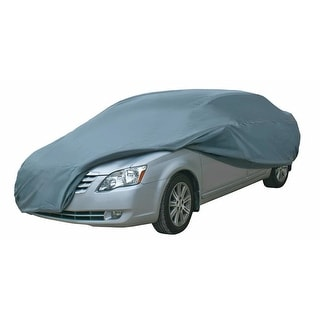 "Dallas Manufacturing Co. Car Cover - XL - Model C Fits Car Length 16'9"" to 19' - CC1000C"