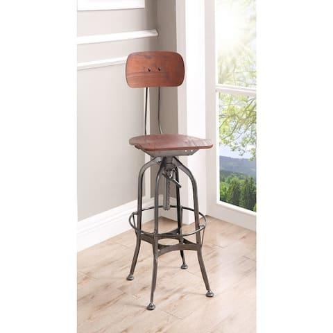 Kaeso Stool by Avery Oaks Furniture