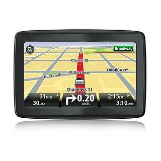 TomTom VIA1505TM - FREE Upgrade to VIA1515TM VIA 1505TM Large-Screen GPS System