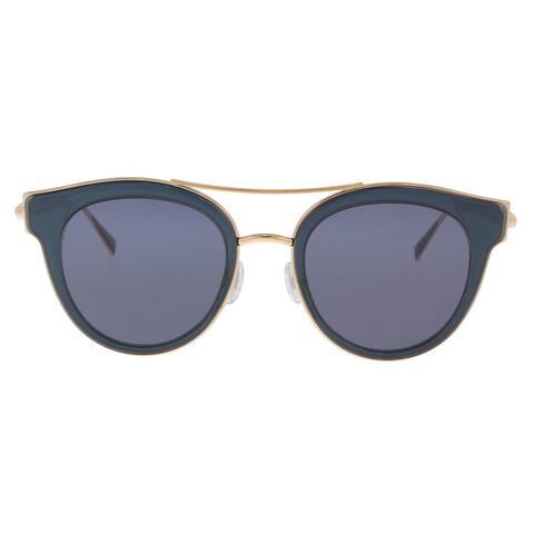 Max Mara ILDE IV 0086 Dark Havana Cat Eye Sunglasses - 48-21-140