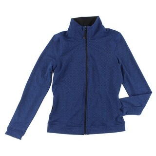 Prana Womens Randa Jacket Blue - Blue/Black - sm (women's 4-6)