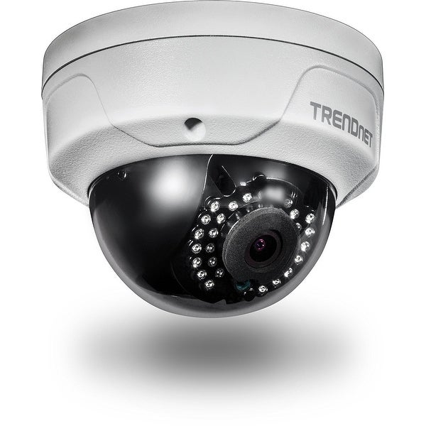 Trendnet Tv-Ip315pi Indoor / Outdoor 4 Mp Poe Dome Day / Night Network Camera