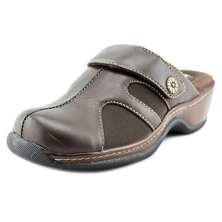 Softwalk Acton Open Toe Leather Sandals