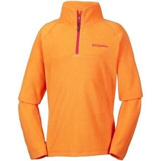 Columbia Boys Glacial Fleece Half-Zip Jacket