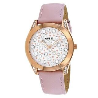 Guess Women's Wonderlust W1065L1 Silver Dial watch