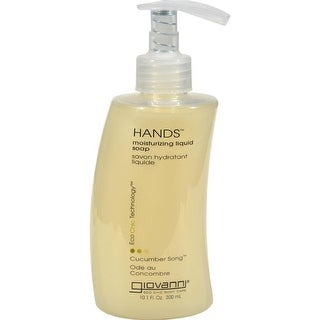Giovanni Hair Care Products - Cucumber Song Liquid Hand Soap ( 2 - 10.1 FZ)