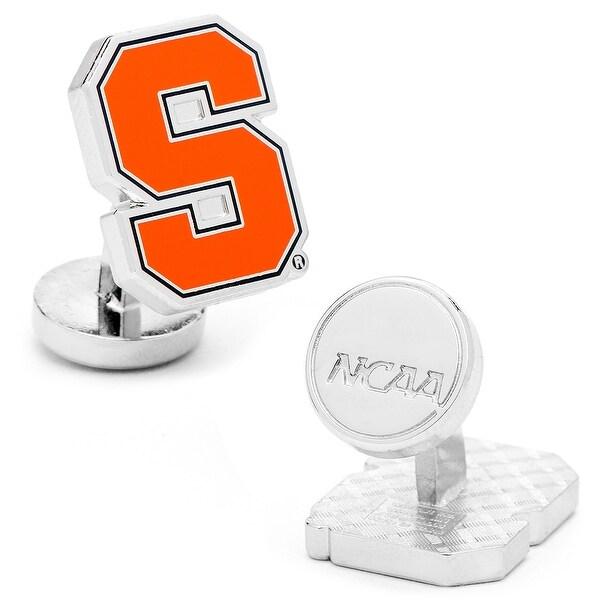 Palladium Syracuse University Orangemen Cufflinks