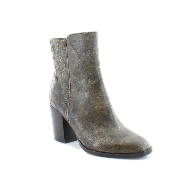 Donald J Pliner Sonoma Women's Boots Tobaacco Crackled