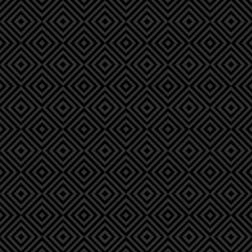 Brewster 2535-20656 Metropolitan Black Geometric Diamond Wallpaper