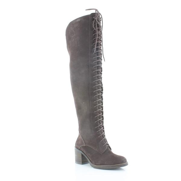 Lucky Brand Riddick Women's Boots Java Augusta