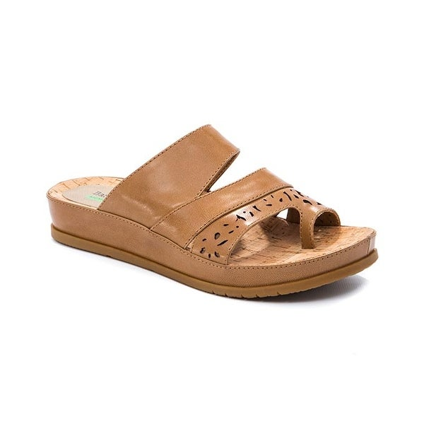 Baretraps Careena Women's Sandals & Flip Flops Caramel
