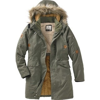 Legendary Whitetails Ladies Anchorage Parka - army