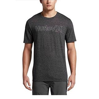 Hurley Mens Tb One And Only Outline Tee Ss