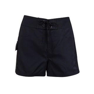 Jag Women's Solid Cargo Laced Board Shorts|https://ak1.ostkcdn.com/images/products/is/images/direct/9b03c4e1d5df27cefda88b87964ffdd4bde6db35/Jag-Women%27s-Solid-Cargo-Laced-Board-Shorts.jpg?_ostk_perf_=percv&impolicy=medium