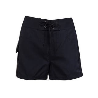 Jag Women's Solid Cargo Laced Board Shorts|https://ak1.ostkcdn.com/images/products/is/images/direct/9b03c4e1d5df27cefda88b87964ffdd4bde6db35/Jag-Women%27s-Solid-Cargo-Laced-Board-Shorts.jpg?impolicy=medium