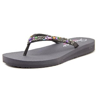 Skechers Meditation-Break Water Women Open Toe Synthetic Thong Sandal