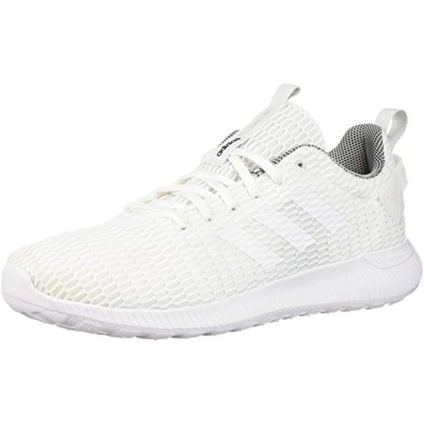 9b0b32262abf Adidas Men's Cf Lite Racer Cc, White/Grey Two, 10.5 M Us