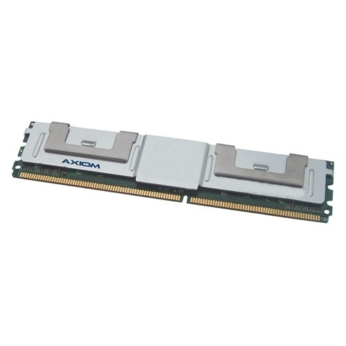 """Axion AXG17991287/2 Axiom 8GB FBDIMM Kit (2 x 4GB) TAA Compliant - 8 GB (2 x 4 GB) - DDR2 SDRAM - 667 MHz DDR2-667/PC2-5300 -"