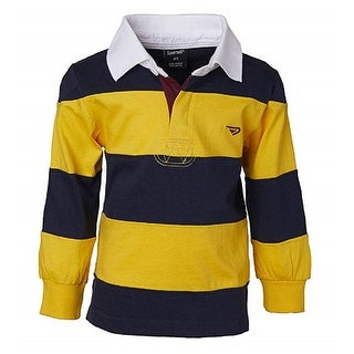 Shop Sportoli Boys 100 Cotton Wide Striped Long Sleeve