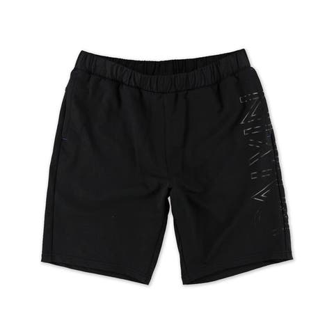 Calvin Klein Mens Solid Athletic Workout Shorts
