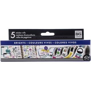 Happy Planner Sticker Roll-Brights