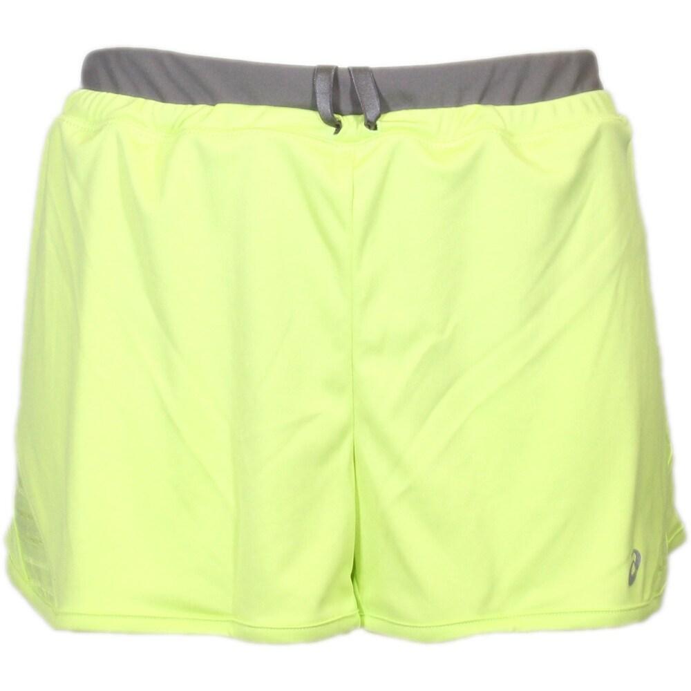 Asics Womens Lite Shoshort Athletic Shorts Shorts
