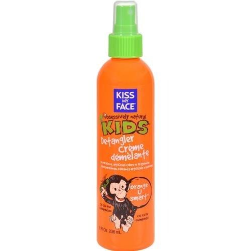 Kiss My Face - Orange U Smart Kids Detangler Creme ( 3 - 8 FZ)