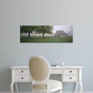 Easy Art Prints Panoramic Images's 'Appomattox Court House, National Historical Park, Appomattox, Virginia' Canvas Art