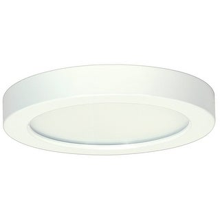 Satco S9328 Blink Flush Mount LED Fixture, 13.50 Watts, 120 volts