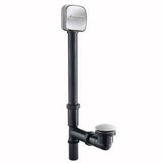 American Standard 1640.305  Deep Soak Toe-Tap Tub Drain Assembly with Overflow