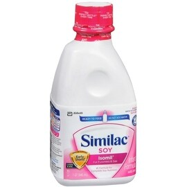 Similac Isomil Advance Ready To Feed Soy Formula With Iron 32 oz
